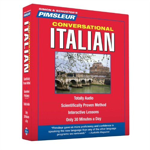 English In Italian: Pimsleur Italian Basic Course